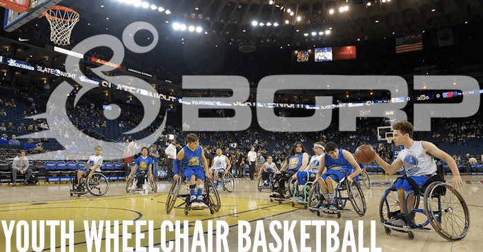 BORP Youth Wheelchair Basketball