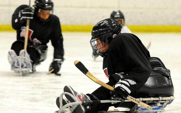 Sled Hockey | Bay Area Outreach and Recreation Program (BORP)