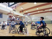 BORP Bay Cruisers Junior Division Wheelchair Basketball - Jan. 13, 2013
