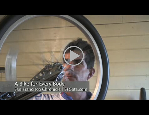 Cycling Center SFGate video image