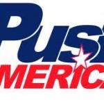 Push America logo