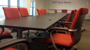 The BORP boardroom