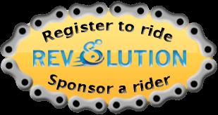 Revolution Registration & Donate button