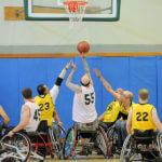 Action from the 2014 BORP Hoops Classic
