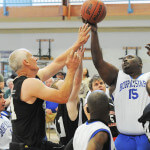 BORP All-Stars vs. Shasta Lakers at the 2014 Hoops Classic