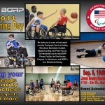 BORP Opening Day is 9/6/14