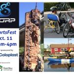 BORP SportsFest - Adaptive Cycling, Kayaking, & Wall Climbing
