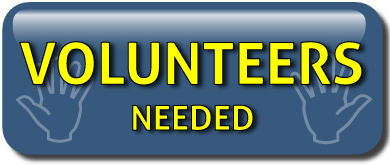 Volunteers Needed button