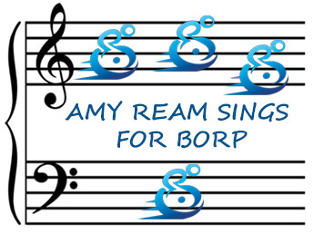 Amy Ream Sings for BORP