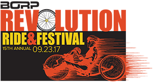BORP Revolution Ride and Festival 9.23.17