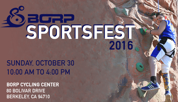 BORP Sportsfest 2016