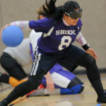 Christella Garcia BORP Goalball Invitational