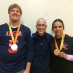 Joe Hamilton, Jonathan Newman and Christella Garcia