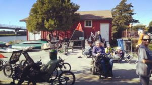 BORP Adaptive Cycling Center