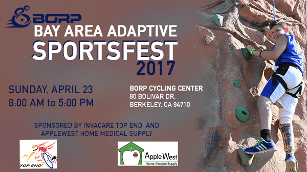 Bay Area Adaptive SportsFest 2017