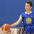 Youth Wheelchair Basketball