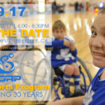 Save the Date 30th Anniversary of BORP's Youth Sports Program