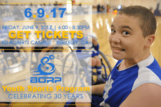 Get Tickets for the 30th Anniversary of the BORP Youth Program Celebration