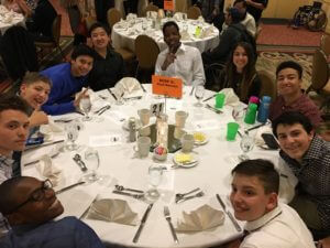 Varsity Banquet NWBA