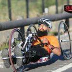 Abdullah cycling