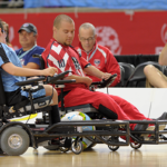 USA Power Soccer at the World cup