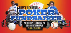 BORP Poker Fundraiser 2018