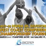 2018 NWBA Junior Division West Coast Conference Championship Tournament