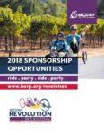 Revolution 2018 Sponsorship Opportunities