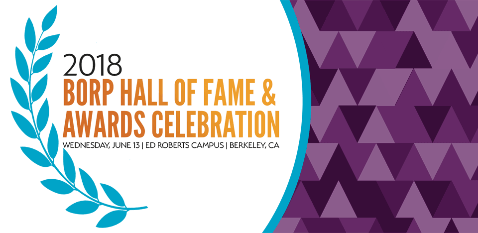 2018 BORP Hall of Fame and Awards Celebration