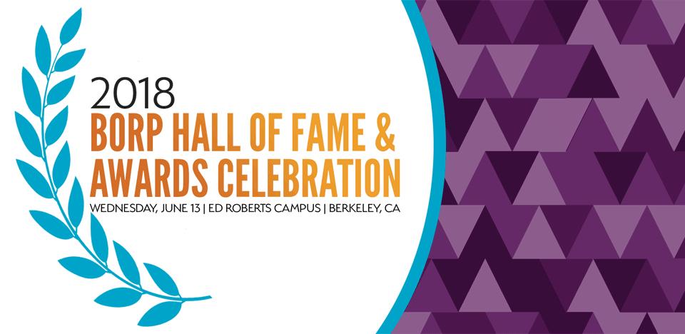 2018 BORP Hall of Fame and Awards Celebration