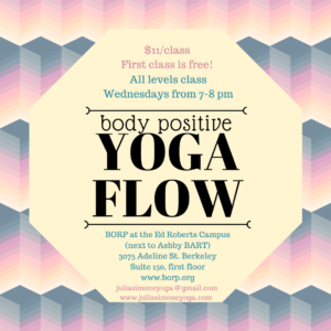 Body Positie Yoga Flow