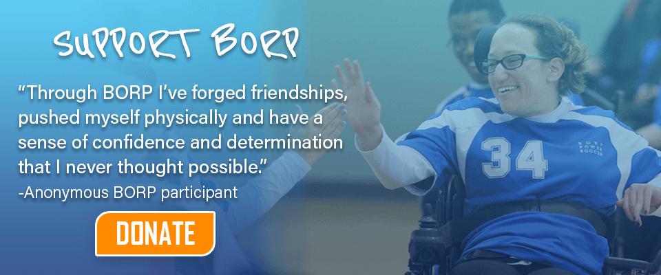 Support BORP -- Donate