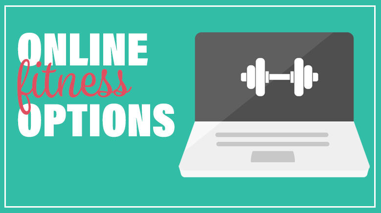 Online Fitness Options Logo