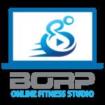 BORP Online Fitness Studio Logo