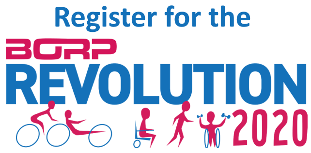 Register for the Revolution 2020 Button