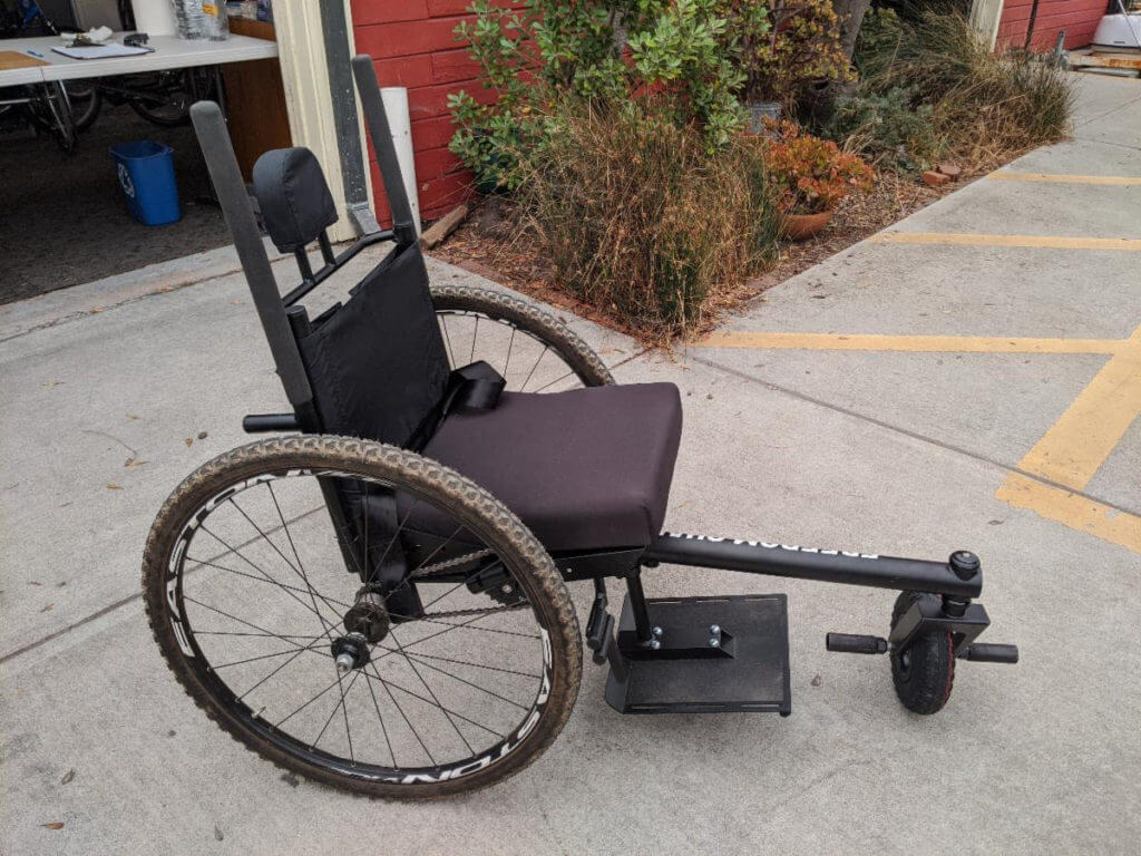 GRIT Wheelchair