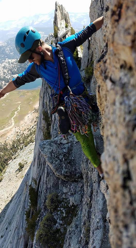 Ryan Hussey_Rock Climber