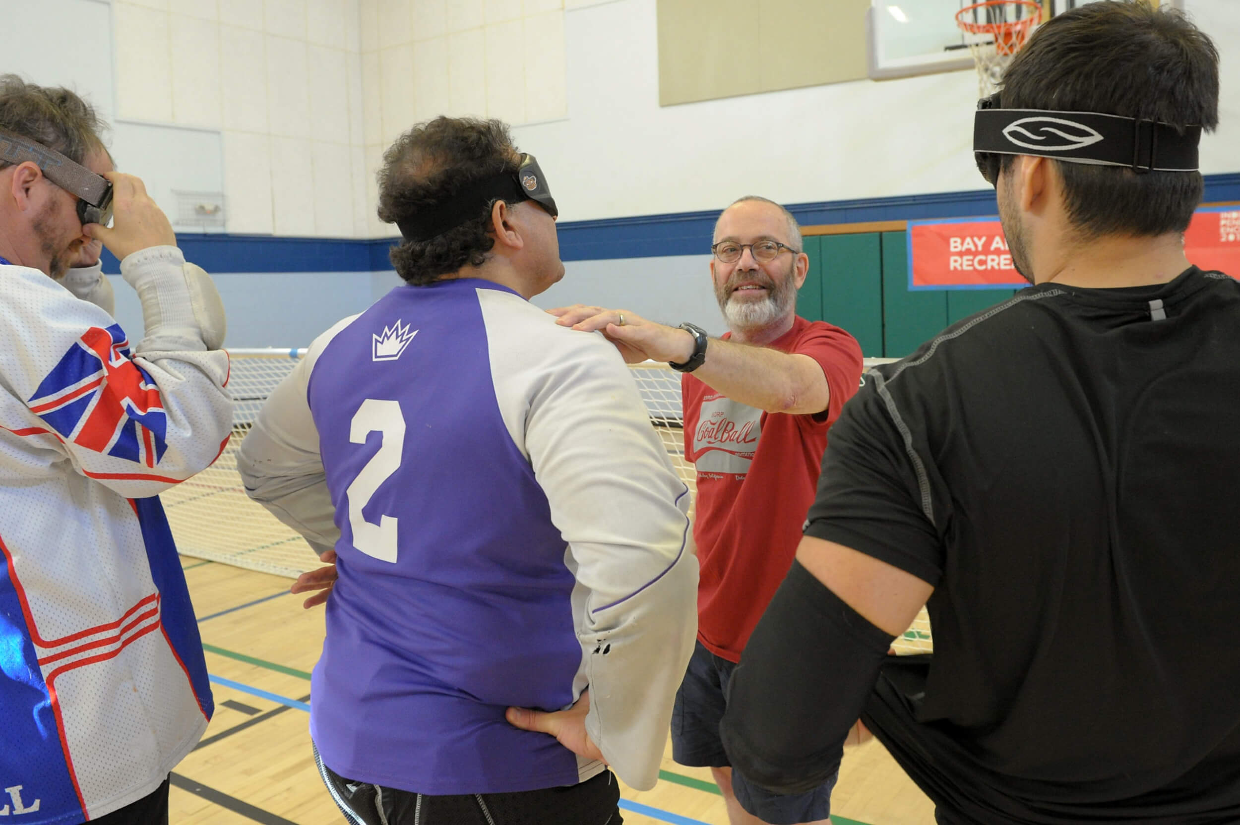 JNewman_23rd Annual Goalball Invitational