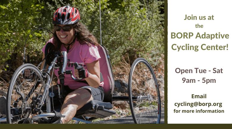 BORP Cycling Center