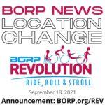 BORP Revolution 2021 Berkeley CA