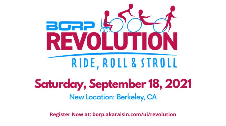 Register Today for Revolution 2021 in Berkeley CA