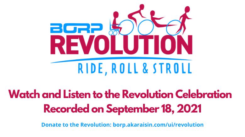 Watch and listen to the Revolution Celebration Recorded in Berkeley on September 18, 2021